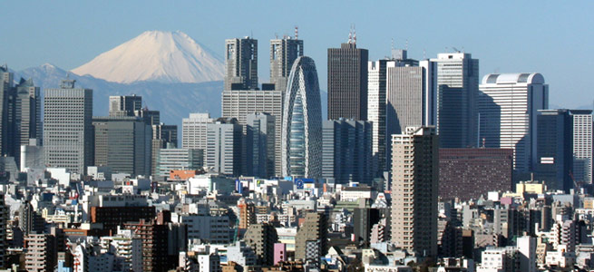 Skyscrapers of Shinjuku