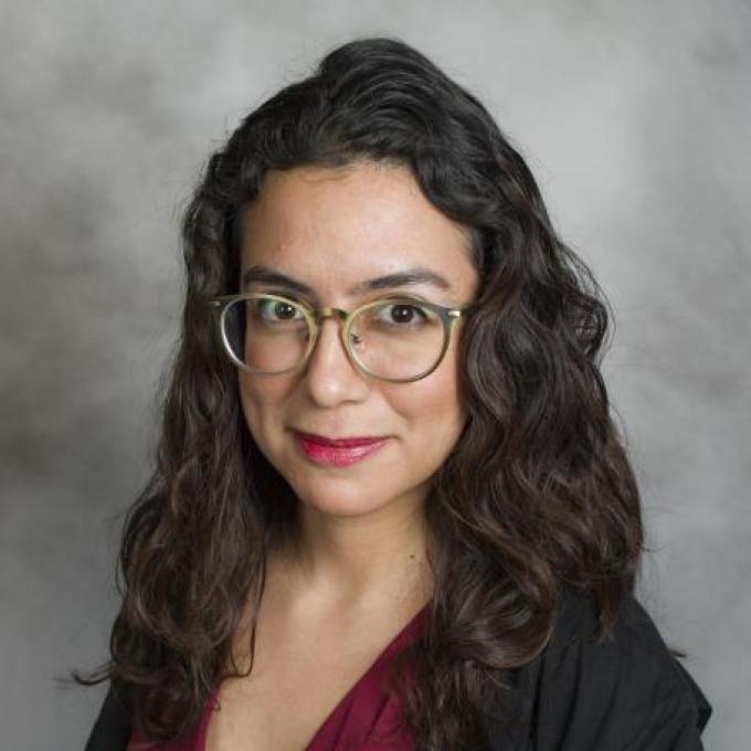 Headshot of Erika Rodriguez