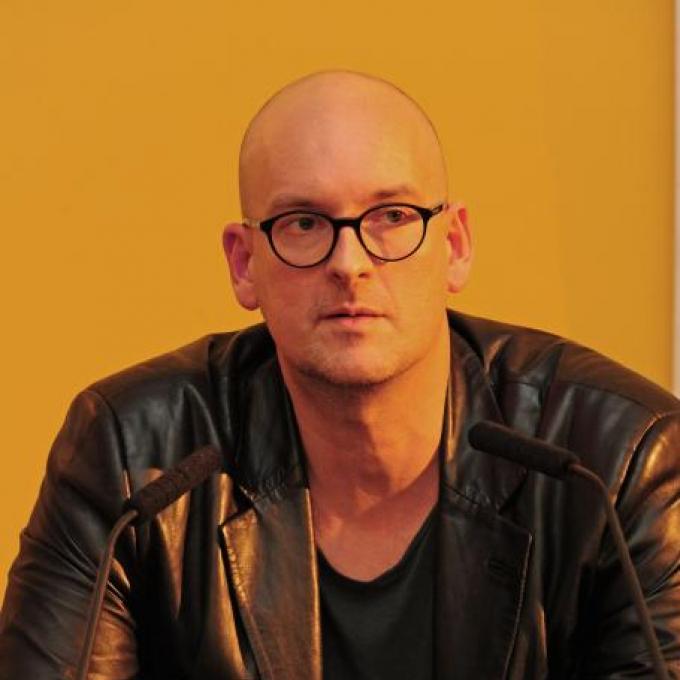 Headshot of Matthias Goeritz